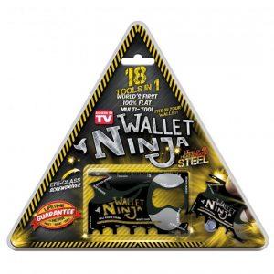 18 in 1 Wallet Ninja